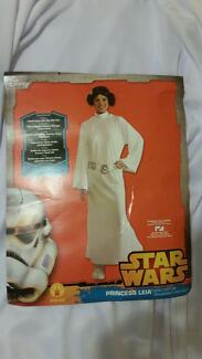 Disney Star Wars Princess Leia Deluxe adult womens costume