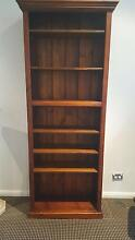 Pine book case with removable shelves Epping Ryde Area Preview