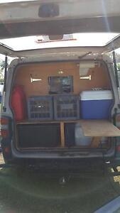 1992 Mitsubishi Express Van / Minivan Coffs Harbour Coffs Harbour City Preview