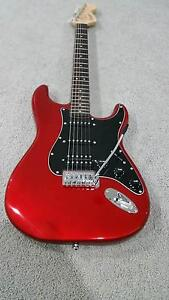 Fender squier strat.suit new buyer Maitland Area Preview