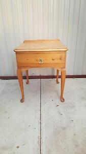 2x Bedside Tables Queen Anne/ French Provincial Croydon Burwood Area Preview