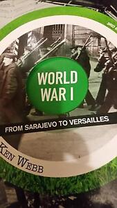 World War 1 from Sarjevo to Versailles Wilberforce Hawkesbury Area Preview
