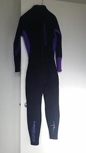 Full body Wetsuit 3mm, size 8, by Neptune Belmont Belmont Area Preview