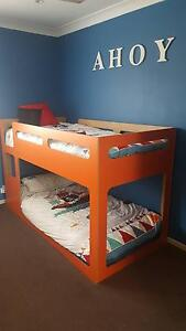 Childrens bunk bed Flinders Shellharbour Area Preview