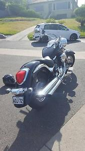 Suzuki boulevard c50 800cc!lady owner!Better than Harley Davidson Maroubra Eastern Suburbs Preview