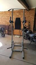 """Home gym """"body solid"""" vertical Knee raise pullup dip Davidson Warringah Area Preview"""