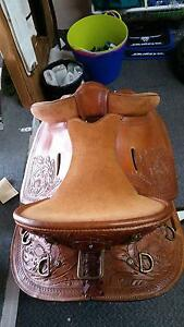 LIMITED EDITION BARKLY MARK 11 FENDER SADDLE Benalla Benalla Area Preview