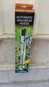 Aquarium Heater Automatic - Marine Master Marion Marion Area Preview