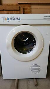 Fisher and Paykel Auto Sensing ED56 dryer Kelso Townsville Surrounds Preview