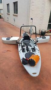 Custom Motorised Fishing Kayak Wollongong Wollongong Area Preview