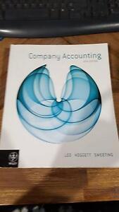Company Accounting 9 ed Bundaberg Central Bundaberg City Preview