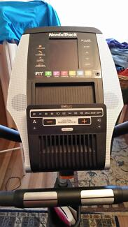 Nordic Track Commercial  exercise bike - barely used