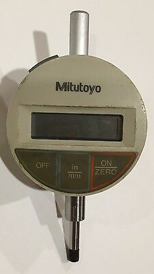 Mitutoyo 543-611 Digimatic Indicator 0-.50-12.7mm Range .00050.01mm Res.