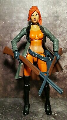 MARVEL LEGENDS ELSA BLOODSTONE A-FORCE BOXED SET AVENGERS X-MEN FANTASTIC FOUR