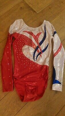 Used, Gymnastics leotard Size 36 for sale  Shipping to South Africa