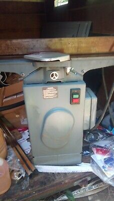 Rockwell Industrial 6 Jointer Planer Woodworking Machinery 37-100
