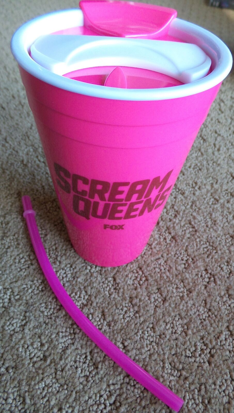 SCREAM QUEENS Collectible....