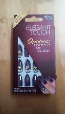 Elegant Touch False Nails - Opulence The Duchess (24 Nails)