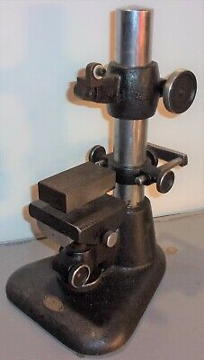 Vintage Standard Gage Co. Heavy Duty Dial Indicator Stand Inspection Base