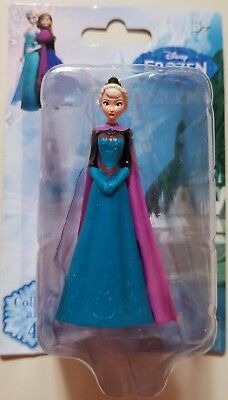 Rare Disney Frozen Elsa Figurine in Coronation Gown](Spongebob Robe)