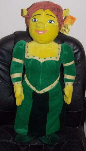 2004 Nanco Dream Works Shrek 2 Fiona 28 inch Tall Plush Toy With Tag