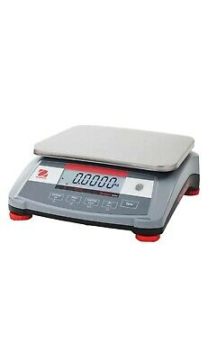Ohaus Ranger R31p30 Compact Bench Scale 60x0.002 Lb30kgx 1gnteplftrs232