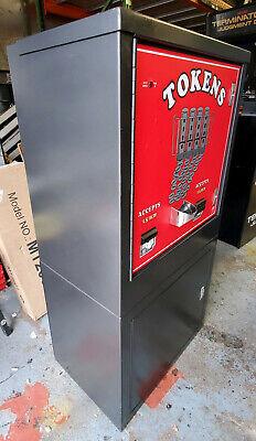 American Changer Ac-6000 Bill Change Token Machine Ac6000 - Works Great