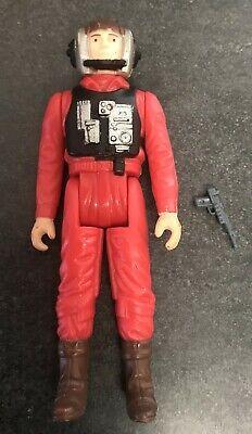 Vintage Star Wars Figure B-Wing Pilot - 1984 - Loose -  Complete