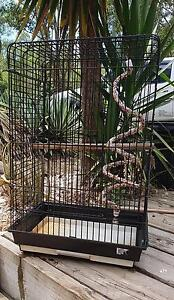 LARGE PARROT CAGE Jimboomba Logan Area Preview