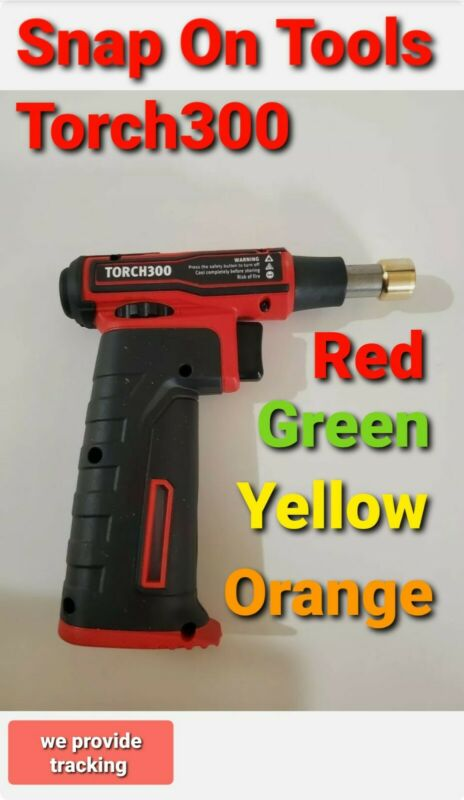 Snap-On TORCH300, 4 colors to choose  High-Power Butane Gas Blow Torch  NEW!!!!!
