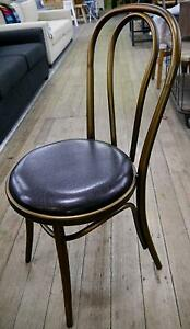 New Replica Thonet Bentwood No.18 Metal Copper Cafe Dining Chairs Melbourne CBD Melbourne City Preview