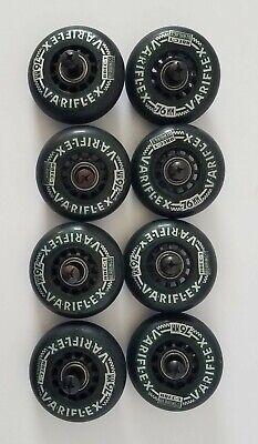 Details about  /Vanguard Vintage NOS Blue Spruce Quad Roller Skate Wheels Converted//Precision