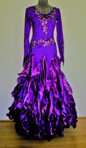 Ballroom Dance Dress, small, size 6-8