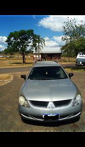 2004 Mitsubishi Magna Wagon Cairns Cairns City Preview