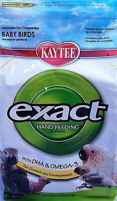 Kaytee exact all birds Parrot Hand Feeding Formula baby bird food bulk 10lb