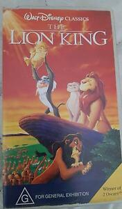 Classic Disney & misc VHS tapes Randwick Eastern Suburbs Preview