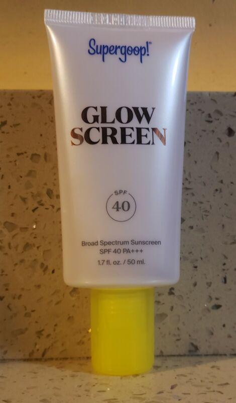 Supergoop! Glow Screen SPF 40 1.7oz (50ml)