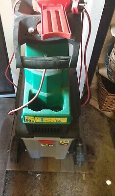 Qualcast SDS2810 Electric Garden Shredder Chippers Mulchers 2800 W...