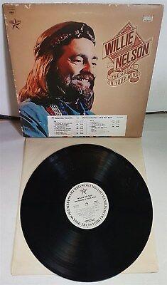 Willie Nelson The Sound In Your Mind PROMO LP Vinyl