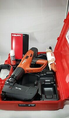 Hilti Powder-actuated Tool Dx 5 Mx-kit With Collated Nail Magazine Brand New