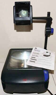 3M 1800 Overhead Projector 1800BJ1 Lightweight Foldable Free Shipping