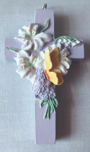Hallmark Easter Miniature Ornament - Easter Morning - He is Risen 1996