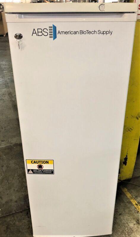 ABS Applied BioTech Supply Keyed Lab Freezer w/6 Drawers