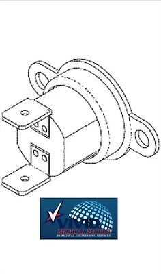 Wall Thermostat For Pelton Crane 004527 New Warranty 1 Year