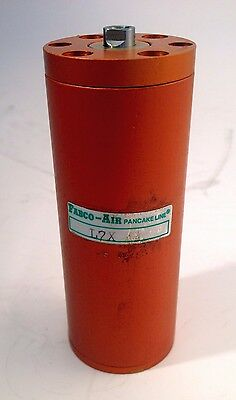Fabco-air L7x Pancake Line Double Acting Pneumatic Cylinder L-7-x