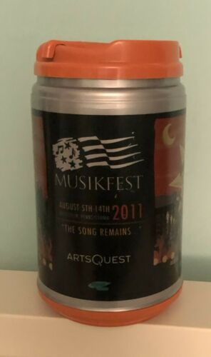 Musikfest Collectors 2011 Beer Mug from Bethlehem, PA.