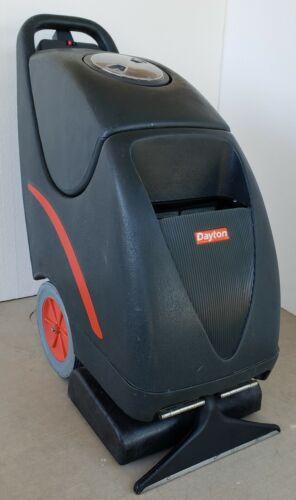 "Walk Behind Carpet Extractor, Dayton 4NEK6 10 gal., 115V, 100 psi, 16"" Cleaning"