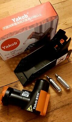 Yakob E28  Rat Trap Killer CO2 Powered Pest Control Automatic Rodent Control