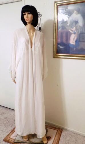 "JONQUIL by DIANE SAMANDI Neiman-Marcus BRIDAL Peignoir Set ""PATRICIA"" size Large"