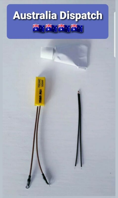 🇦🇺 Ghd thermal fuse thermistor spare parts mk4 mk5 heater element repair kit